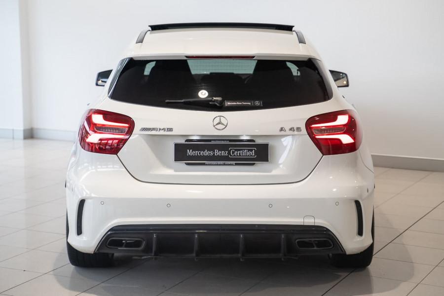 2015 Mercedes-Benz A-class A45 AMG