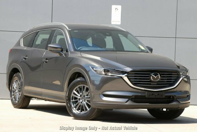 2021 Mazda CX-8 KG2WLA Sport SKYACTIV-Drive FWD Suv