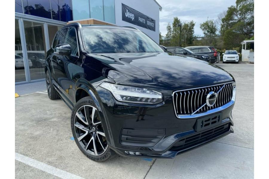 2020 MY21 Volvo XC90 L Series MY21 D5 Geartronic AWD Momentum Suv