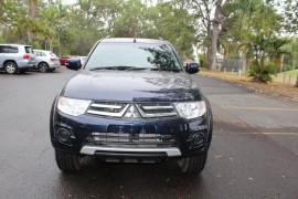 2013 Mitsubishi Challenger PB (KH)  Wagon