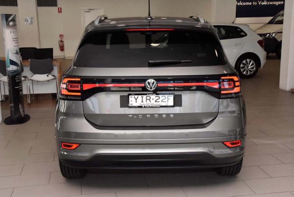 2020 Volkswagen T-cross C1  85TSI Style Wagon Image 5