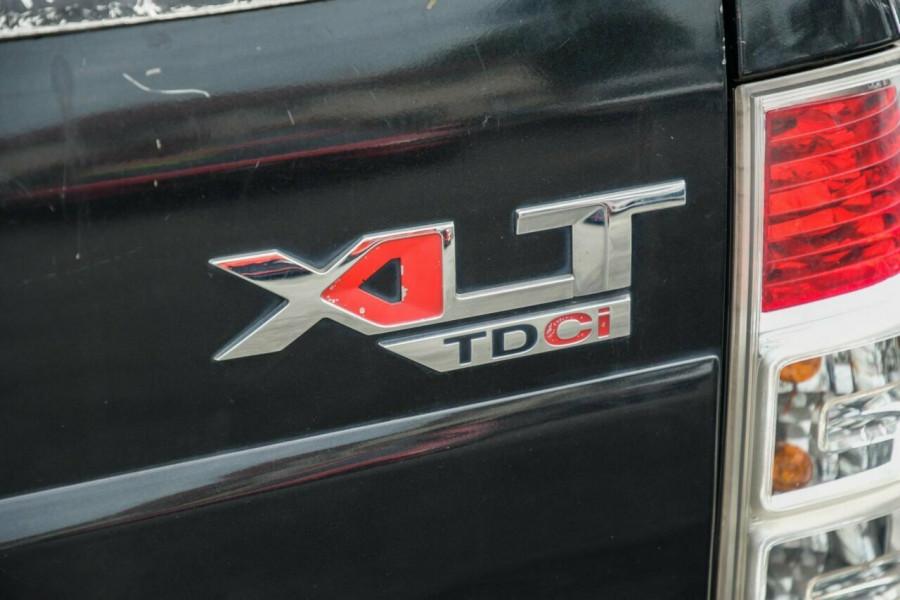 2011 Ford Ranger PK XLT Crew Cab Utility
