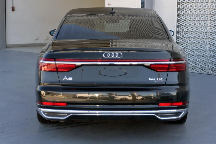 2018 Audi A8 4N MY18 50 TDI Sedan Mobile Image 7