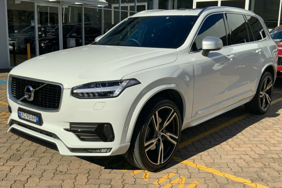 2017 Volvo XC90 L Series D5 Geartronic AWD R-Design Suv Mobile Image 7