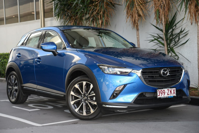 2019 Mazda CX-3 DK sTouring Suv Mobile Image 1