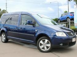 Volkswagen Caddy Wagon Life Maxi DSG 2K MY10