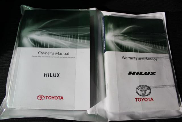 2016 Toyota HiLux GUN126R Utility