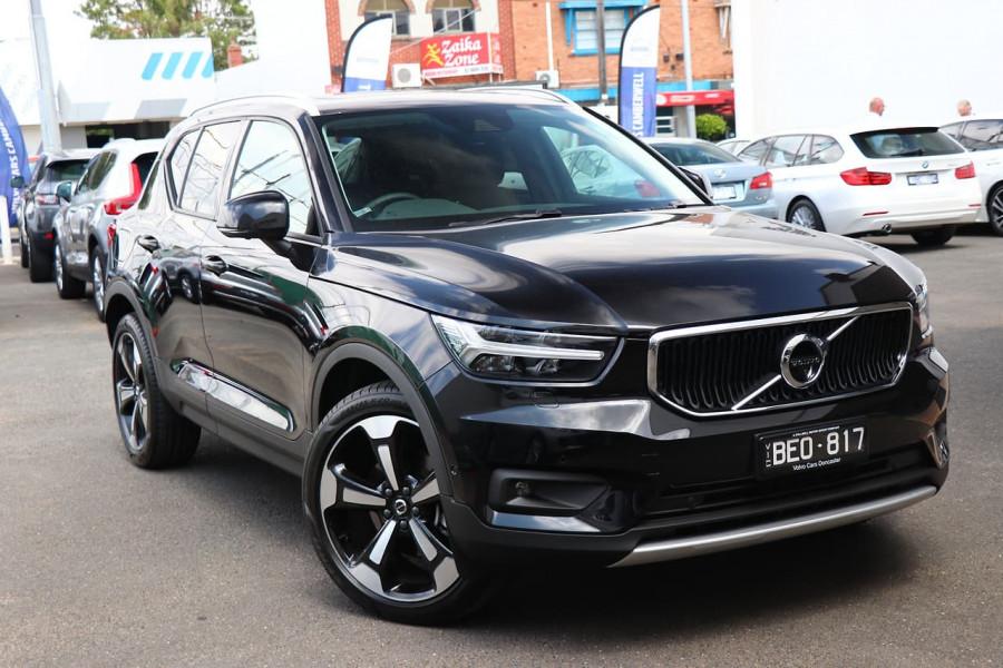 2019 Volvo Xc40 (No Series) MY20 T4 Momentum Suv