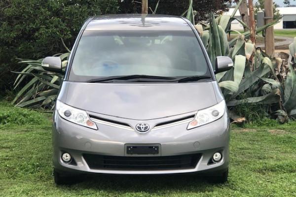 2016 Toyota Tarago ACR50R GLI Wagon Image 2