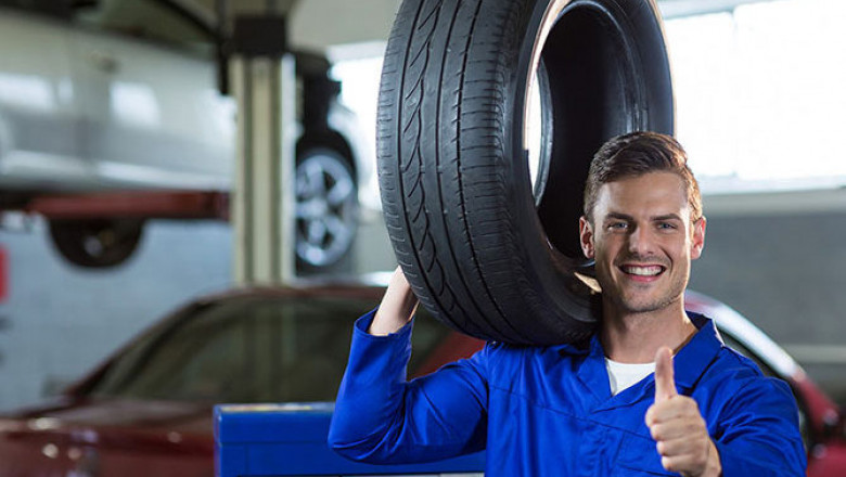 Yes - we do tyres for all makes and models