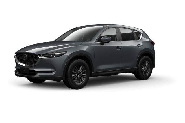 2021 MY20 Mazda CX-5 KF Series Touring Suv