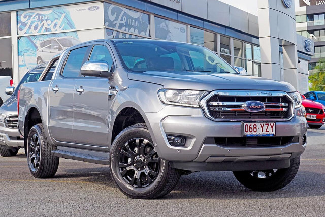 2019 Ford Ranger PX MkIII 4x2 XLT Double Cab Pick-up Hi-Rider Utility