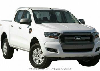 Ford Ranger XLS Double Cab PX MkII MY18