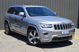 Jeep Grand Cherokee Overland WK MY15