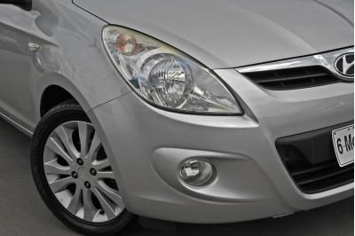 2011 Hyundai I20 PB MY11 Premium Hatchback Image 2