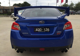 2017 Subaru WRX MY18 STI SPEC R (AWD) Sedan