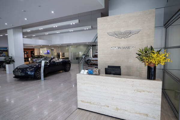 About Aston Martin Sydney