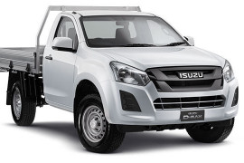 2020 MY19 Isuzu UTE D-MAX SX Single Cab Chassis High-Ride 4x2 Cab chassis - single cab Mobile Image 31