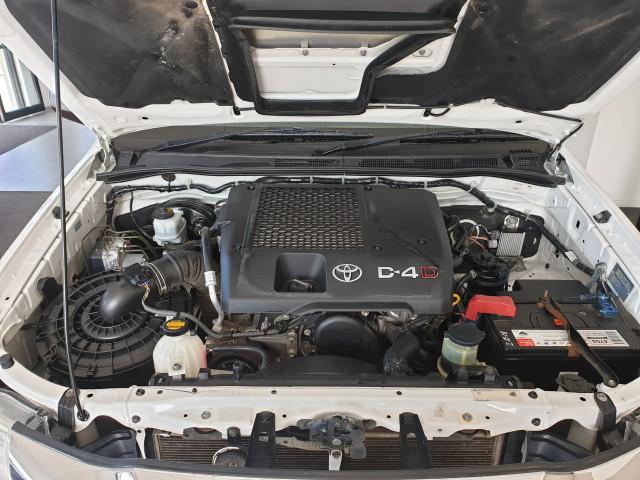 2014 Toyota HiLux KUN26R Turbo SR 4x4 c/c t/t/s
