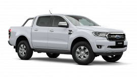 2021 MY21.25 Ford Ranger PX MkIII XLT Hi-Rider Double Cab Utility image 2