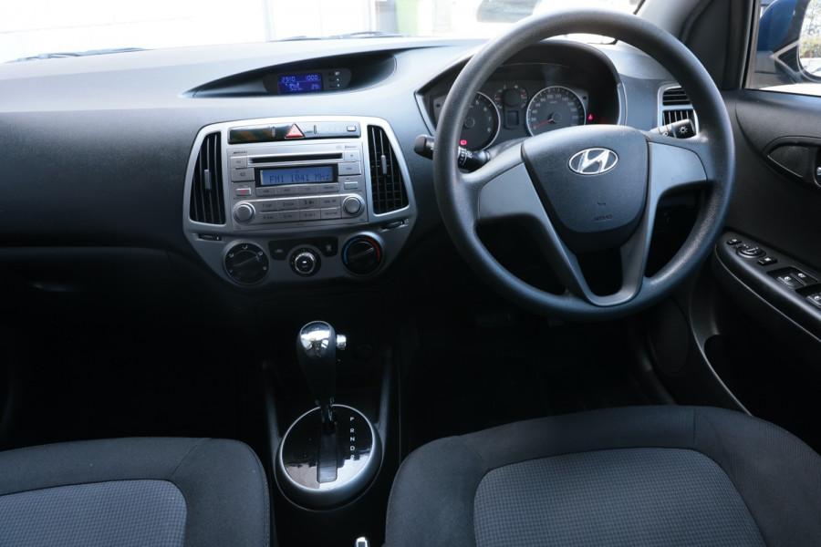 2014 Hyundai I20 PB MY14 Active Hatch Image 8