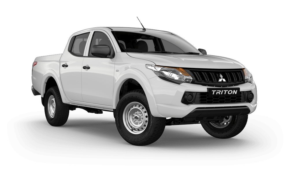 18MY TRITON GLX DOUBLE CAB - PICK UP 4WD DIESEL MANUAL