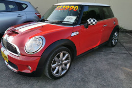Mini Hatch S R5
