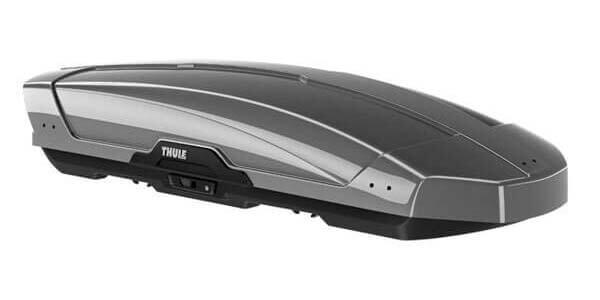Thule Motion XT XL Pod 800 - Silver