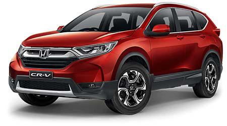 0000 MY19 Honda CR-V RW VTi-E7 2WD Suv