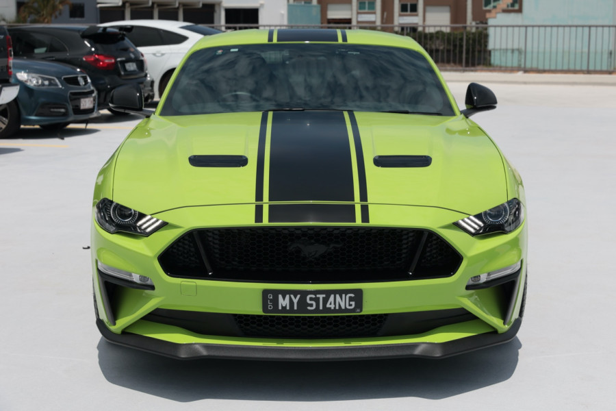 2019 MY20 Ford Mustang FN R-SPEC Coupe Image 2