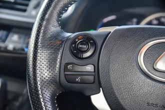 2017 MY16 Lexus Ct ZWA10R  CT200h F CT200h - F Sport Hatchback image 12