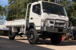 Fuso Canter 4X4 CREW CAB