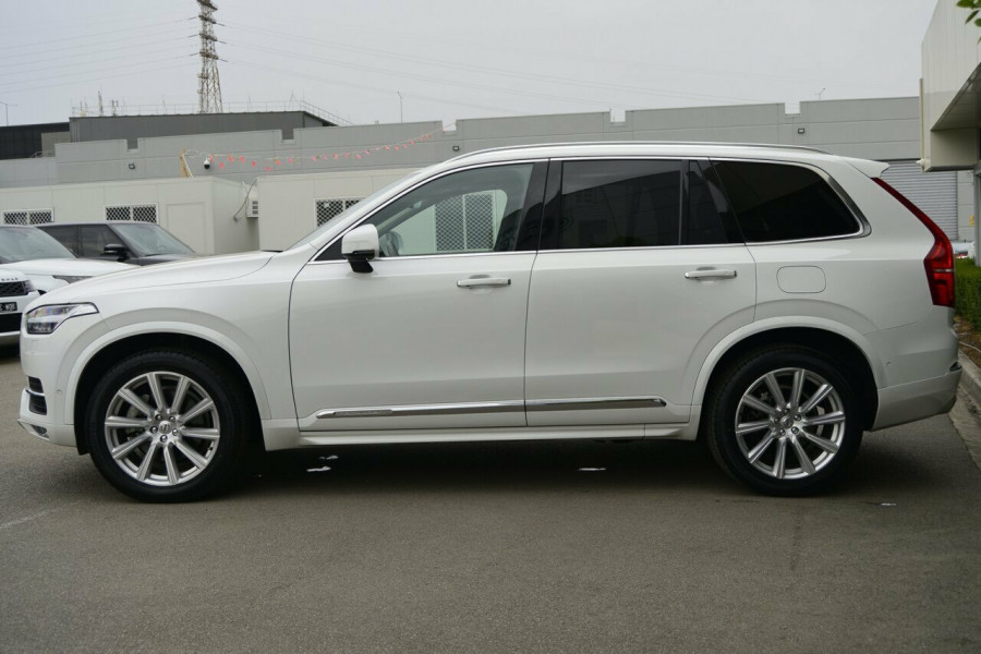2015 Volvo XC90 T6 Inscription Suv Image 16