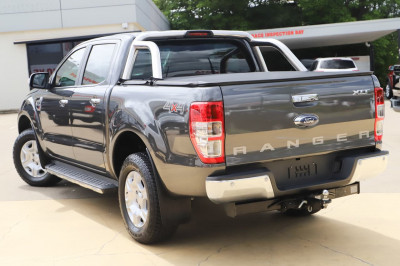 2018 Ford Ranger PX MkII MY18 XLT Utility Image 2
