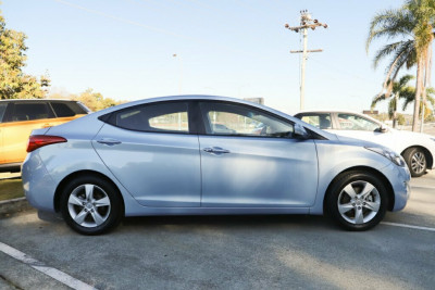 2013 Hyundai Elantra MD2 Elite Sedan Image 2