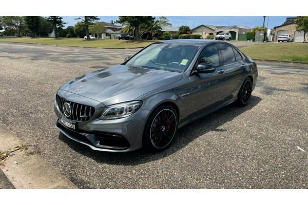 2020 MY01 Mercedes-Benz Mb Cclass W205  C63 AMG C63 AMG - S Sedan Image 3
