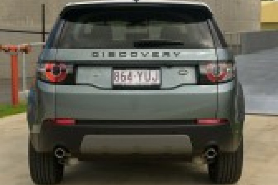 2018 MY19 Land Rover Discovery Sport L550 19MY SD4 Suv Image 7