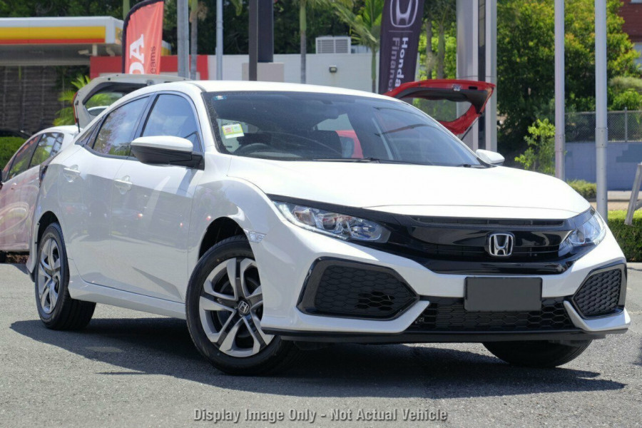 2018 MY17 Honda Civic Hatch 10th Gen VTi Hatchback
