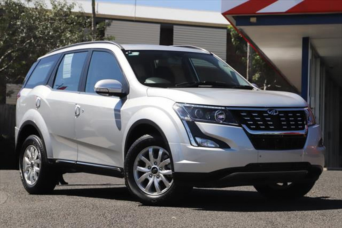 2020 MY19 Mahindra XUV500 W6 FWD Suv Image 1