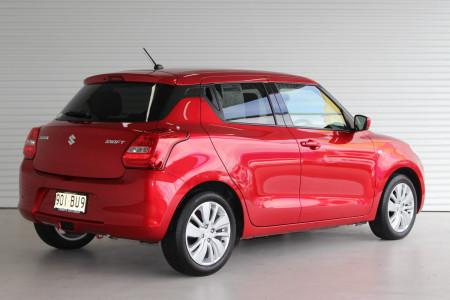 2019 Suzuki Swift AZ GL NAVIGATOR Hatchback Image 2