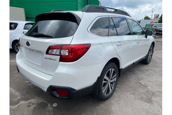 2019 Subaru Outback B6A  2.5i Suv Image 5