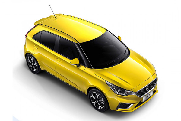 2021 MG MG3 SZP1 Excite Hatch Image 2