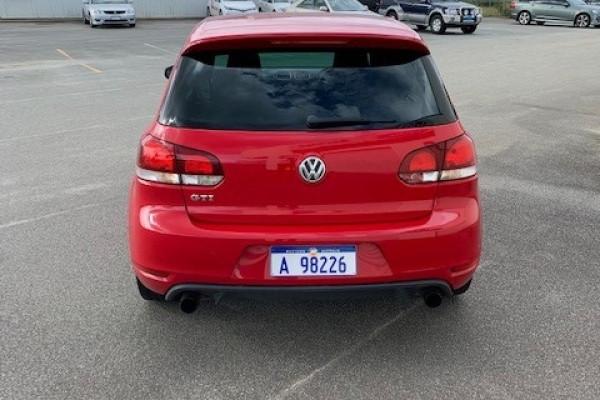 2012 MY14 Volkswagen Golf Gt VII  GTI Hatchback