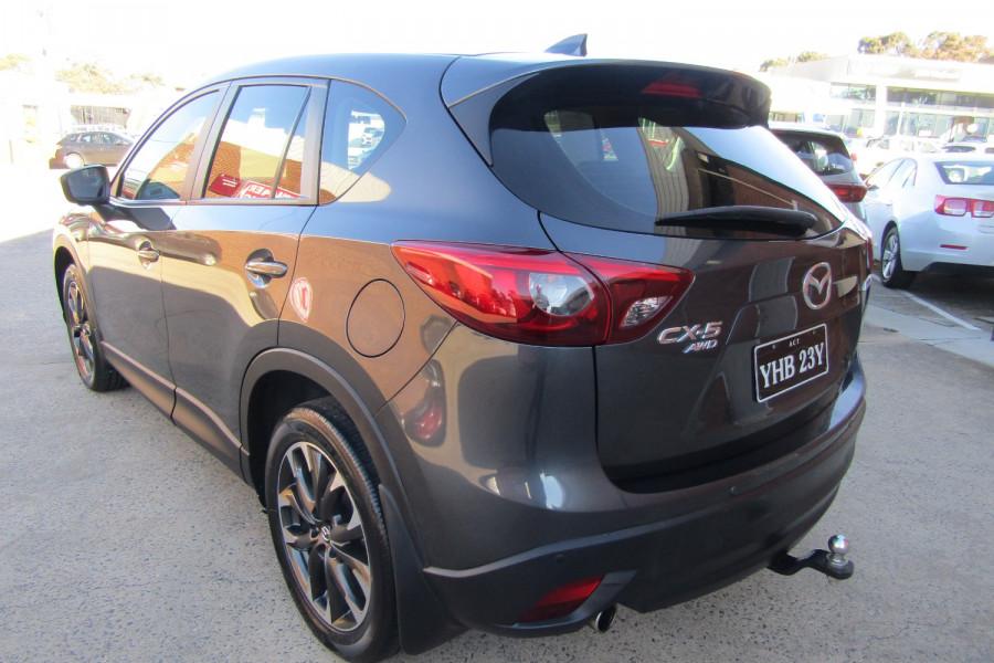 2015 MY16 Mazda CX-5 KE1022 Akera Suv Image 8