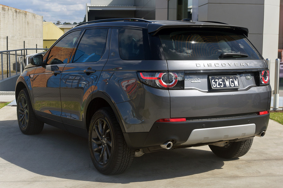 2015 MY16 Land Rover Discovery Sport L550 16MY SD4 Suv Mobile Image 4