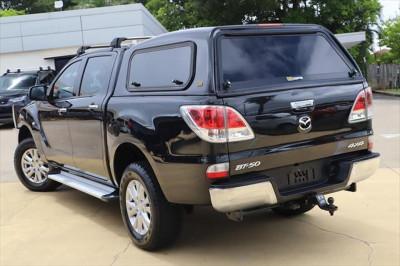 2013 Mazda BT-50 UP XTR Utility Image 4