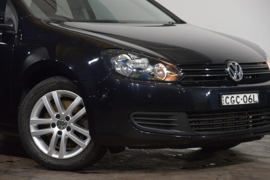 2012 Volkswagen Golf 118 Tsi Comfortline