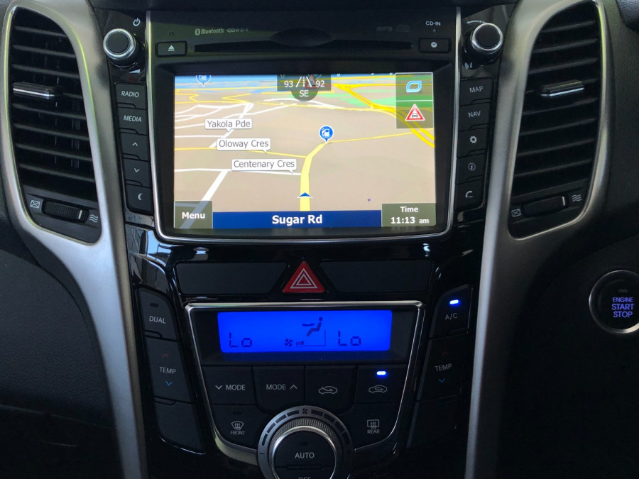2015 MY16 Hyundai I30 GD3 Series II  SR Hatchback Image 16