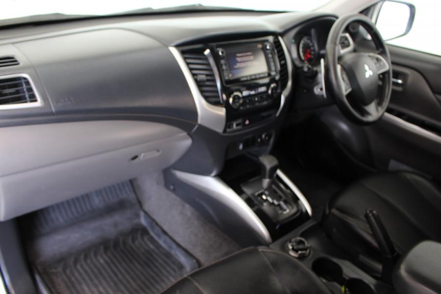 2015 MY16 Mitsubishi Triton MQ MY16 EXCEED Utility Image 13