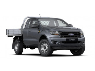 Ford Ranger 4x4 XL Super Cab Chassis PX MkIII